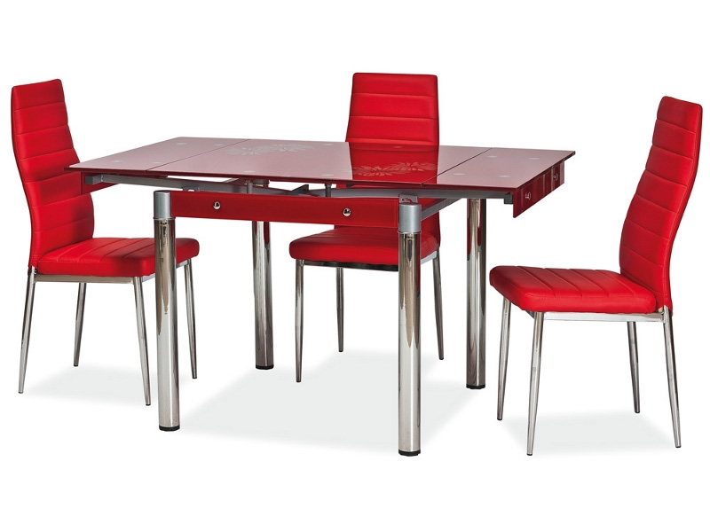table GD082 chaises H261