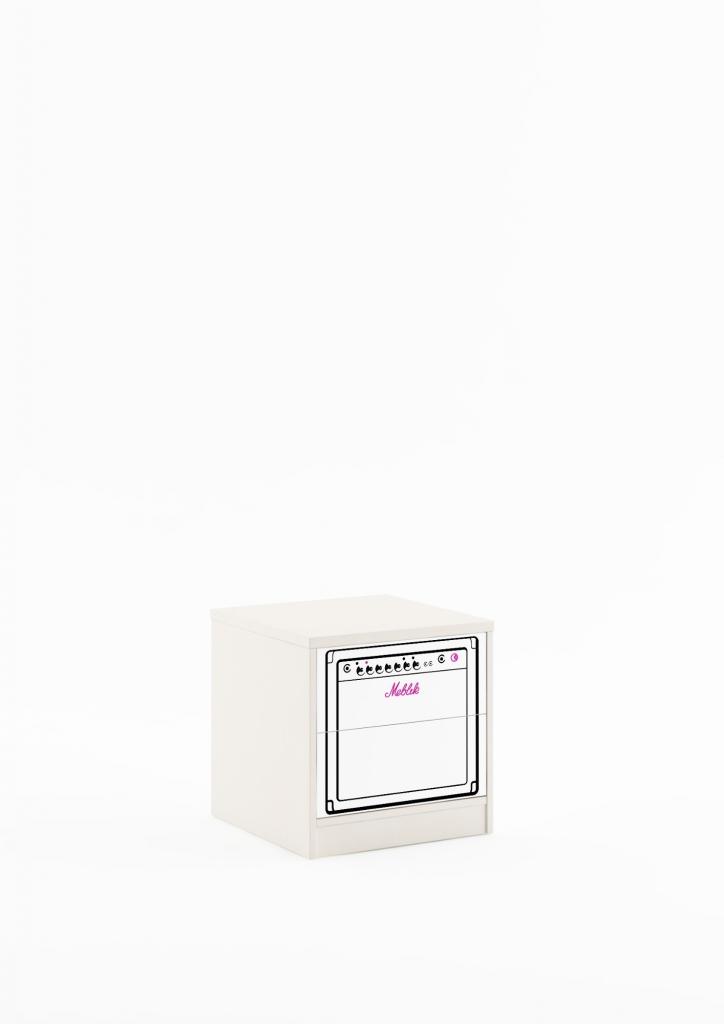 container  L50 cm x P50 cm x H50 cm